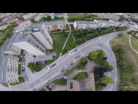 Várpalota (Hungary) aerial Phantom video _ Bakos ART _ 720p