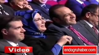 Cumhurbaşkanı Erdoğan'ın Taklidini Yaptı Alkışlandı!