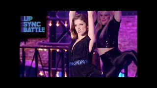 Anna Kendrick's Booty vs. John Krasinski's Proud Mary | Lip Sync Battle