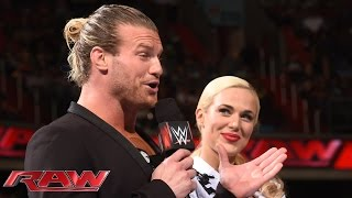 getlinkyoutube.com-Dolph Ziggler and Lana go public: Raw, June 29, 2015