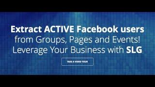 getlinkyoutube.com-Facebook Scraper Software - Social Lead Gold