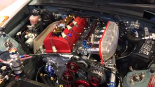 getlinkyoutube.com-ASM S2000 Car No.1 Engine Rev