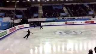 getlinkyoutube.com-Hanyu Yuzuru Official Practice GPF 2014