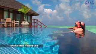getlinkyoutube.com-Olhuveli Beach & Spa Resort - The Maldives