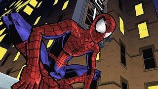 getlinkyoutube.com-Ultimate Spider Man Full Movie All Cutscenes Cinematic