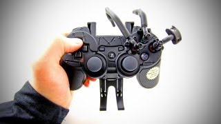 getlinkyoutube.com-N-Control Avenger for PS3 Controller Unboxing & First Look