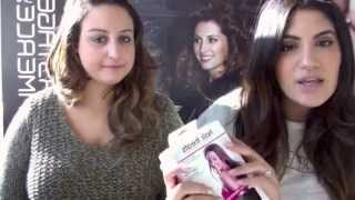 WELCOME BACKSTAGE: Hair Treats Clip-in Extensions