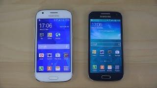 getlinkyoutube.com-Samsung Galaxy Ace 4 vs. Samsung Galaxy S4 Mini - Review (4K)