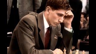 getlinkyoutube.com-Fischer humiliates Najdorf