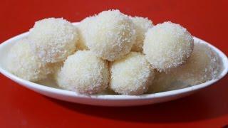 getlinkyoutube.com-حلوى سهلة بدون فرن / حلوى الرافايلو / حلويات العيد مع طبخ ليلى