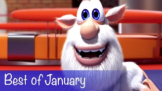 getlinkyoutube.com-Booba - Compilation of all episodes - Best of January - Cartoon for kids