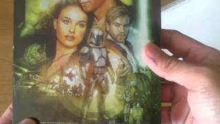 getlinkyoutube.com-Star Wars Best Buy Steelbook Unboxing
