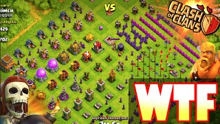 "getlinkyoutube.com-""WTF ATTACKS!"" - Clash of Clans - NICEST PERSON in Clash + GALADON Attacks! Epic Raids!"
