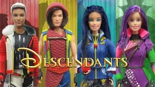 "getlinkyoutube.com-Play Doh Jay ""Descendants"" Inspired Costumes"