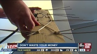 getlinkyoutube.com-Don't Waste Your Money: Make your own TV antenna