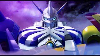 getlinkyoutube.com-Digimon Story: Cyber Sleuth - Omnimon Digivolution Scene!