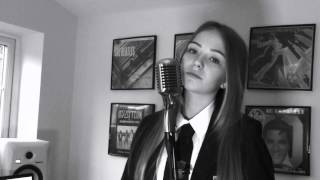 getlinkyoutube.com-Writings on the wall - Sam Smith - Connie Talbot cover