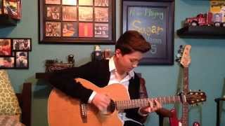 getlinkyoutube.com-Sugar - Maroon 5 - Fingerstyle Guitar Cover