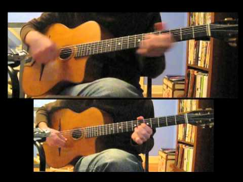 &quot;Honey Pie&quot; Beatles gypsy jazz guitar