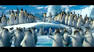 getlinkyoutube.com-Happy Feet Two, HD, Opening Medley