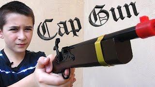 getlinkyoutube.com-Cap Gun with Robert-Andre!