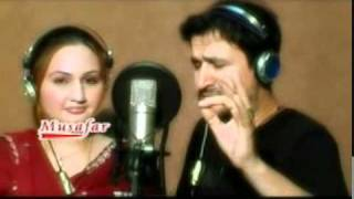 getlinkyoutube.com-Rahim Shah And Musarrat Momand New Song Manra Yi Da Kabul 2011