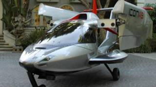 getlinkyoutube.com-A Plane You Can Park in the Garage: The ICON A5