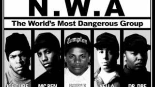 getlinkyoutube.com-NWA - Fuk Da Police