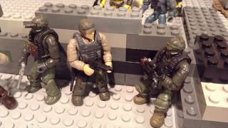 Call of Duty vs Halo Stop Motion width=
