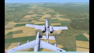 getlinkyoutube.com-DCS A10 - Landing On Texaco.wmv