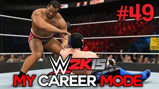 "wwe 2k15 my career mode - ep. 49 - ""conspiracy 2.0!"" [wwe mycareer xbox one/ps4/next gen part 49]"