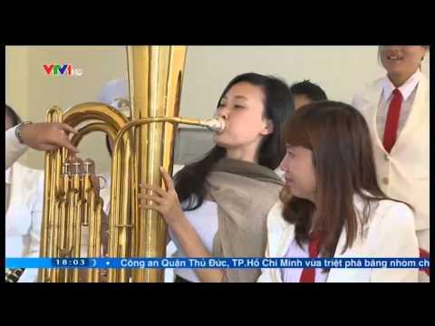 VTV1: Độc đáo đội kèn đồng nữ Hải Hậu - Nam Định