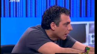 getlinkyoutube.com-Ραδιο αρβυλα - Σερβατας ανεκδοτο με φιλεναδες