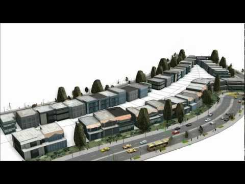 Procedural Generation of Parcels in Urban Modeling - Eurographics 2012