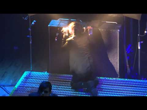 Marilyn Manson Live 2012 - Slo-Mo-Tion - 5/13/2012 - House of Blues - Houston, Texas