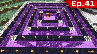 getlinkyoutube.com-Tackle⁴⁸²⁶ Minecraft (1.7.9) #41 - Gold Farm: โครงสร้าง (ฟาร์มทอง)