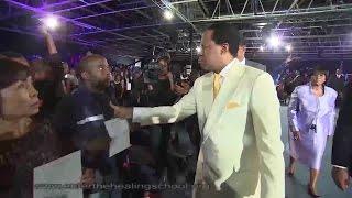 HEALED OF LIGAMENT DEGENERATION - Healing School with Pastor Chris