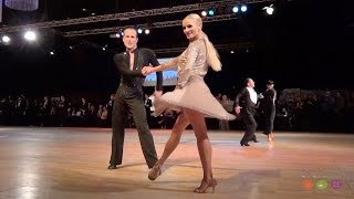 getlinkyoutube.com-Riccardo Cocchi - Yulia Zagoruychenko | Assen 2015 | Professional Latin - Final R