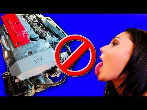 Убираем ПОДСОС ВОЗДУХА двигателя Мерседес W202| плавают обороты AutoDogTV|AutoDogT estParts 20