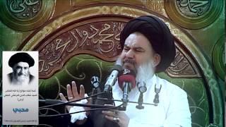 getlinkyoutube.com-قصة قضاء حوائج آية الله العظمى السيد شهاب الدين المرعشي النجفي