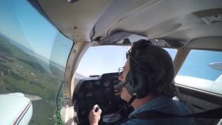 getlinkyoutube.com-Flying the C310 first takeoff 25 March 2016