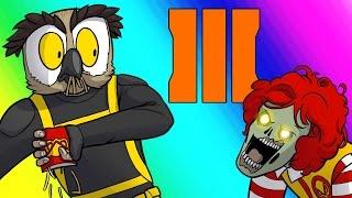 getlinkyoutube.com-Cod Zombies Funny Moments - Vanoss Burger Secret Formula!