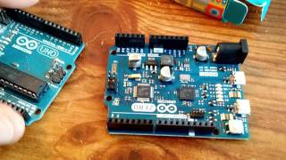 Unboxing the Arduino Zero