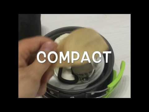 Camping Cookware Review / Camping gear for outdoors cooking review