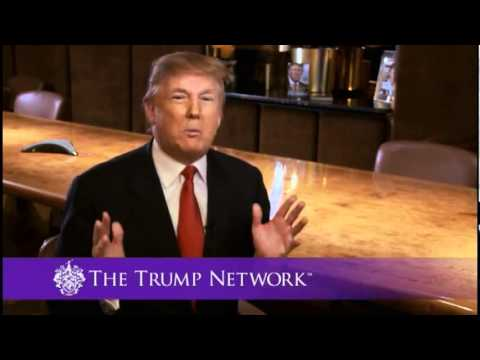 Donald Trump Talking About the Network Marketing Business Opportunities