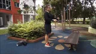 10-7-5 Fitness Workout (5 minutes #02 Lower Body Workout)