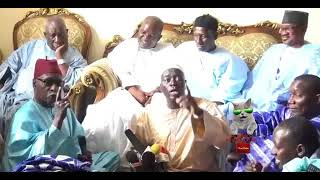 Serigne Mbaye Sy Mansour sur  Les Journalistes qui