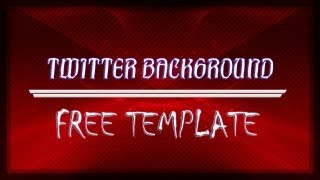 getlinkyoutube.com-Free Twitter Background Template 2013 (No-Survey)