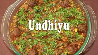 getlinkyoutube.com-Full Undhiyu Recipe | How To Make Undhiyo | Jain Recipe | Simply Jain