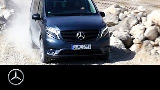 getlinkyoutube.com-The new Vito 4x4 | Master of all terrain
